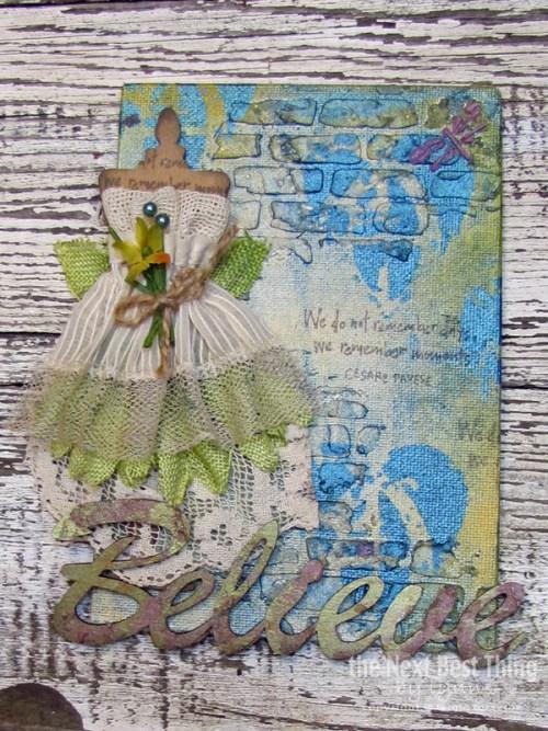 BELIEVE by Lynne Forsythe