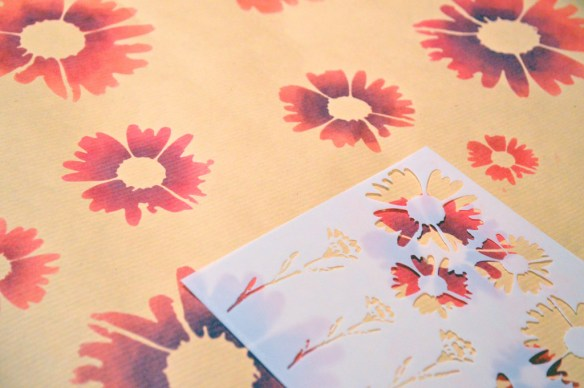 Stenciled Wrapping Paper_TCW_June 2015 (8)