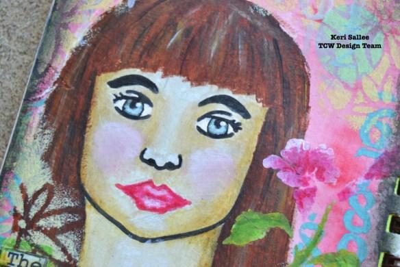 TCW July 2015_Art Journal_Balzer Faces_Face