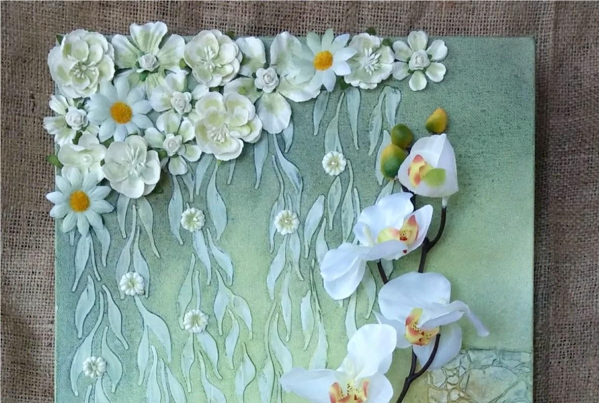 Flower Canvas2 close1