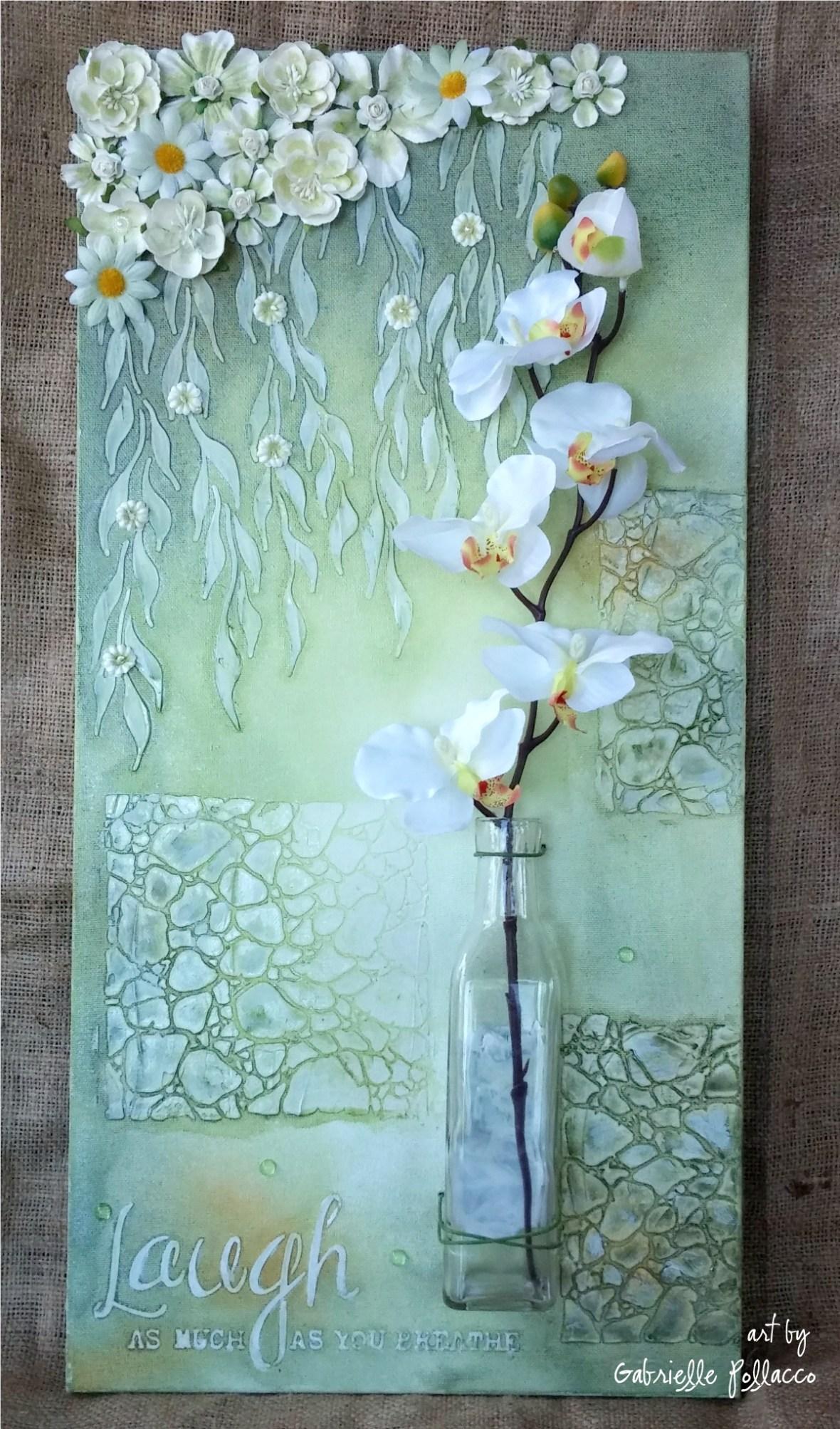 Flower Canvas2
