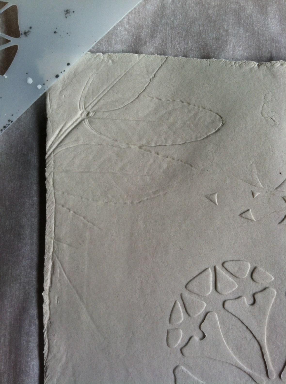 Stencil 4 detail w:leaf