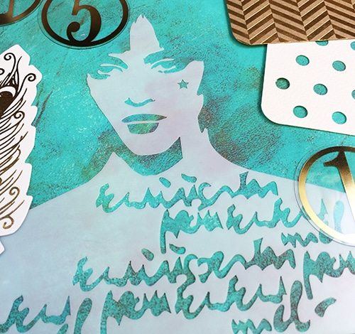 Final Custom Stencil by Tori Weyers