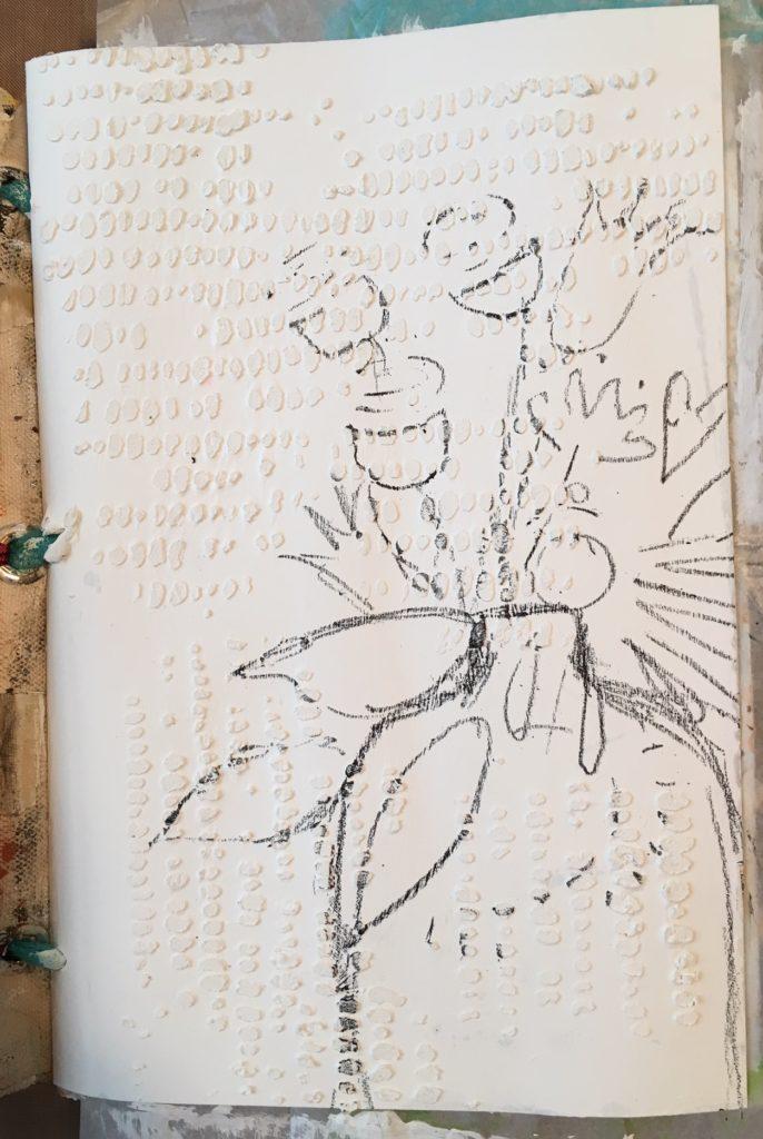 Chica Doodles, TCW654, Kim Schofield