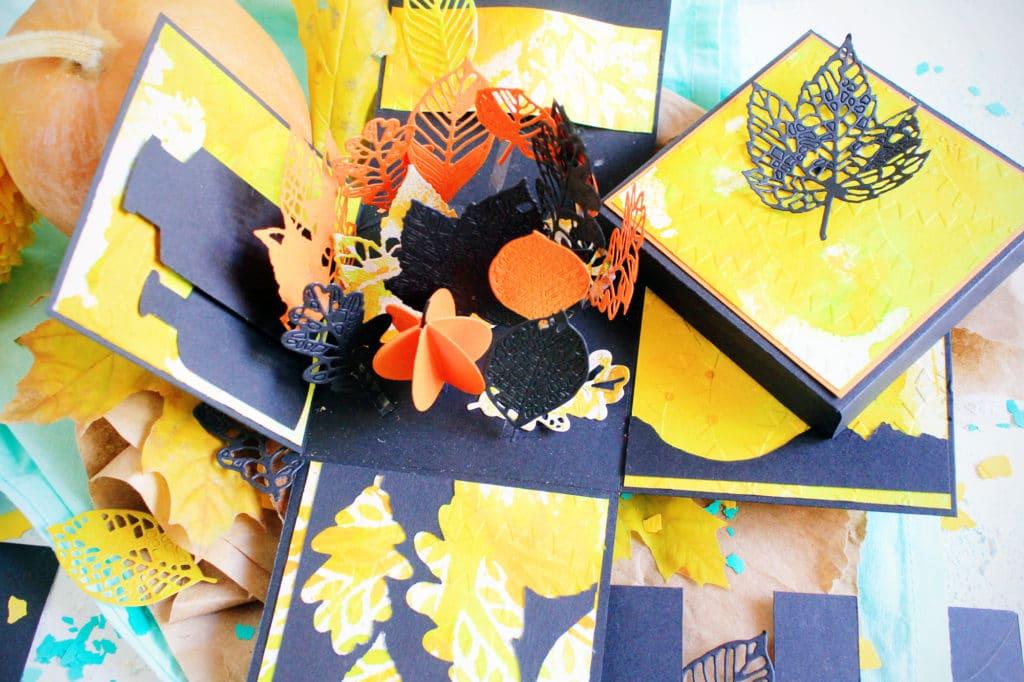 """Magic box """"Fall season"""""""
