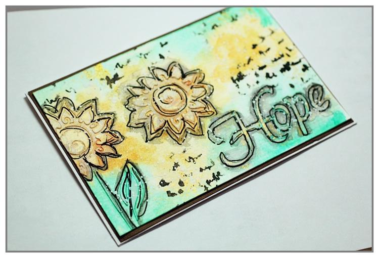 Yasmina's hope card 6