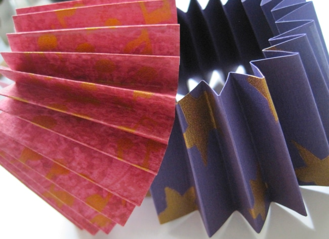 Formed rosettes LEFKO