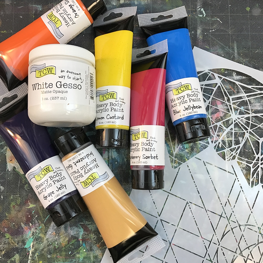 The Crafters Workshop Supplies
