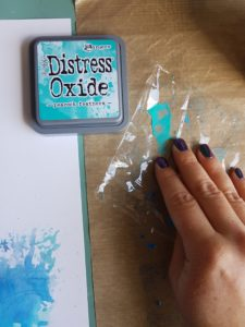 Distress Oxides
