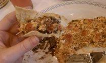 huevos revueltos con longaniza, El Cardenal