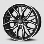 MOMO SUV  SPIDER  10,0R21 5 120 ET45  d72,6  Matt Black-Polished  [WSPB10145272]  FB max 960kg