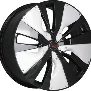 LegeArtis Replica Concept-INF501 9.5×21/5×114.3 ET50 D66.1 BK+plastic