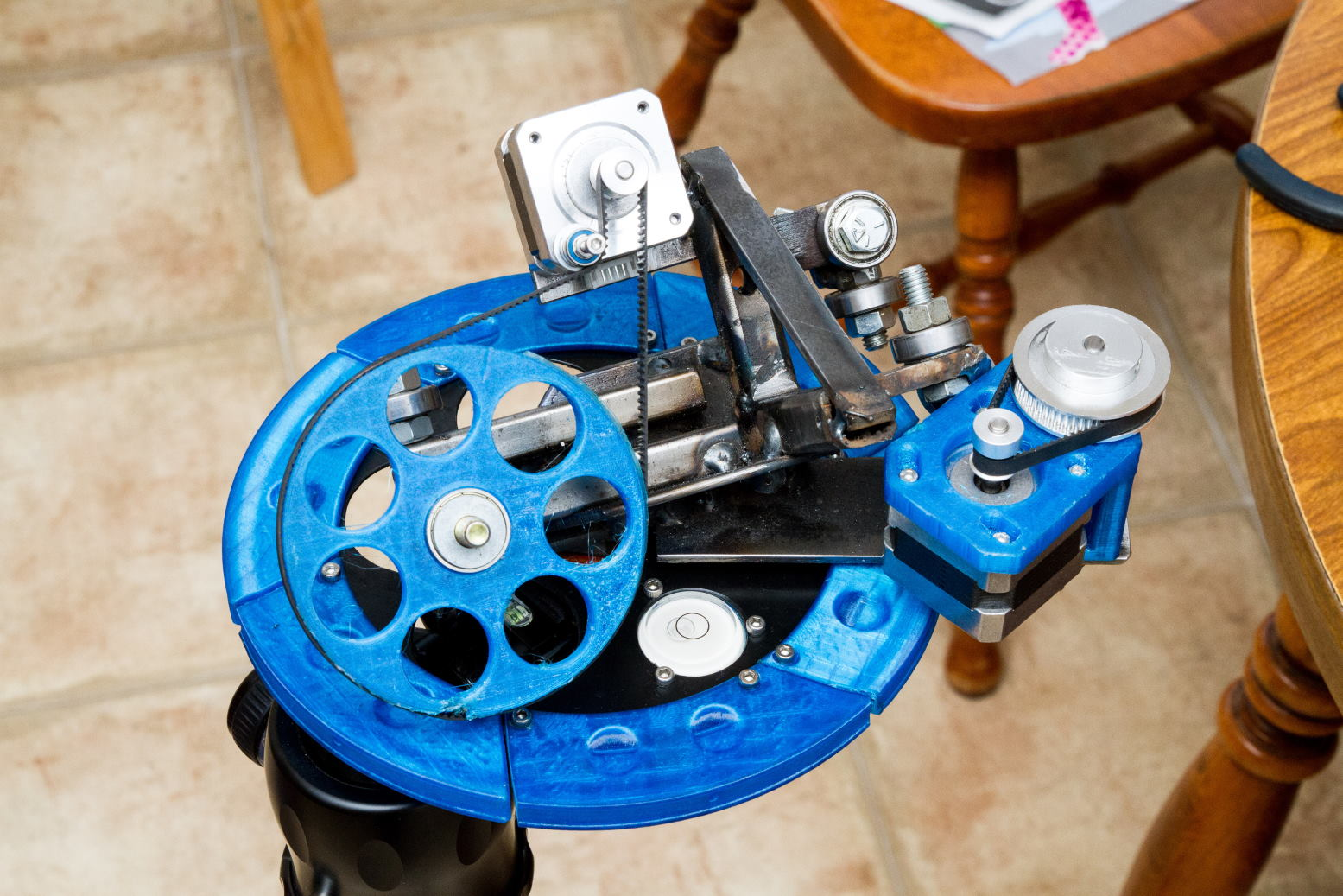 Auto-Dolly (IREnE) – Tech Details