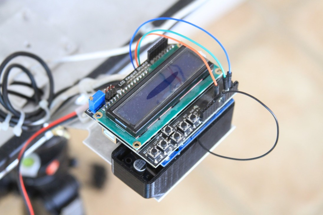 Arduino with LCD Shield