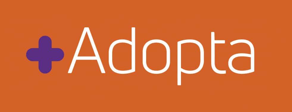 Logotipo +Adopta +KOTA TD2 Branding