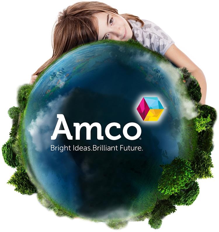 Planeta Amco Identidad de marca