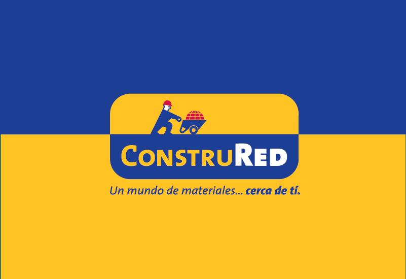 ConstruRed Branding Identidad de Marca
