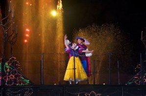 """Fantasmic"" at Disney's Hollywood Studios."