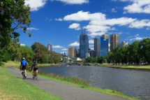 Trans-oceania Cycling Melbourne Friday Tda Global