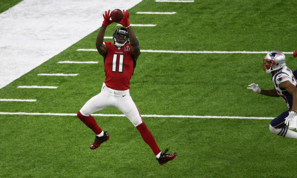 Falcons' Julio Jones soars at No  9 on NFL's Top 100 Players