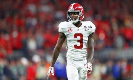 Calvin Ridley-Alabama-football
