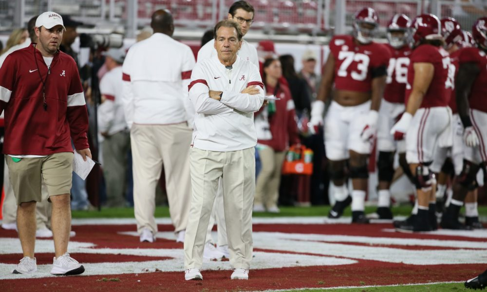 How Alabama/Big 12 can save college football for 2020 and beyond