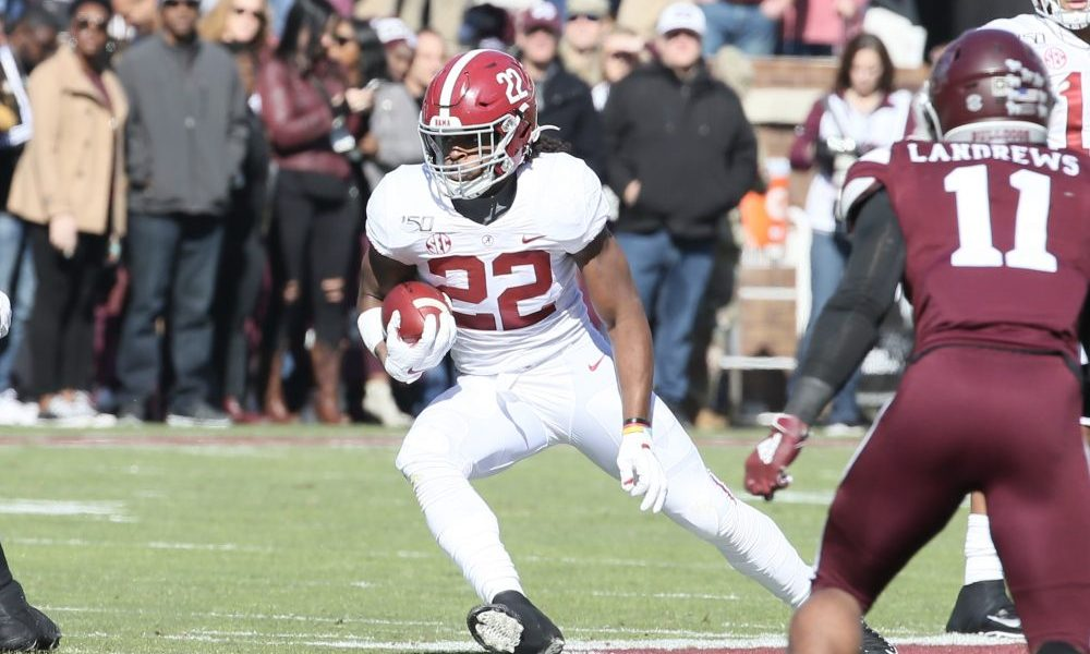 Without Tua, Najee Harris will be the key to Alabama's success