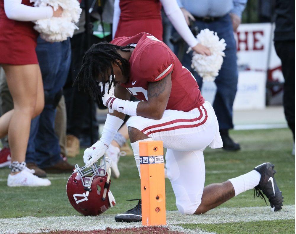 Alabama gets no respect, but no respect for what?