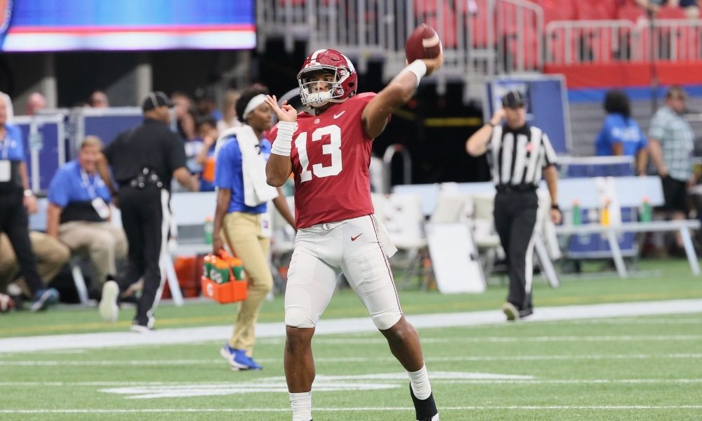 Nick Saban shares who he believes Tua Tagovailoa compares to in the NFL - Touchdown Alabama - Alabama Football