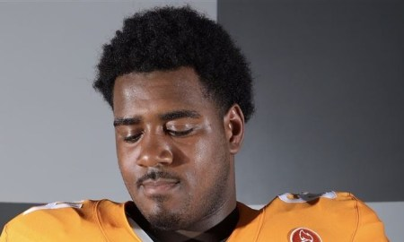 William Griffin-Parker on visit to Tennessee