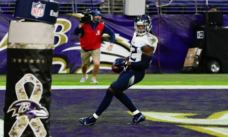 Derrick Henry scores game-winning TD for Titans versus Ravens
