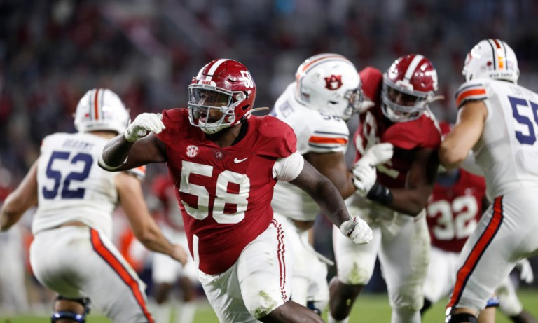 WATCH: Alabama's impactful defensive players emerging at the right time