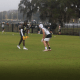 Alabama football target sam mcall at 7v7 tournament