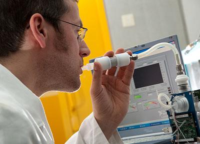 Detector de ataques de asma