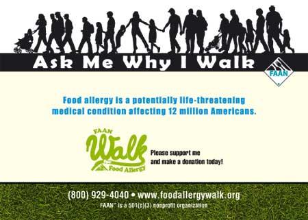 Marcha alergias alimentarias