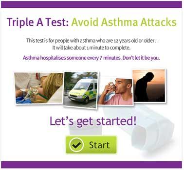 Test de asma