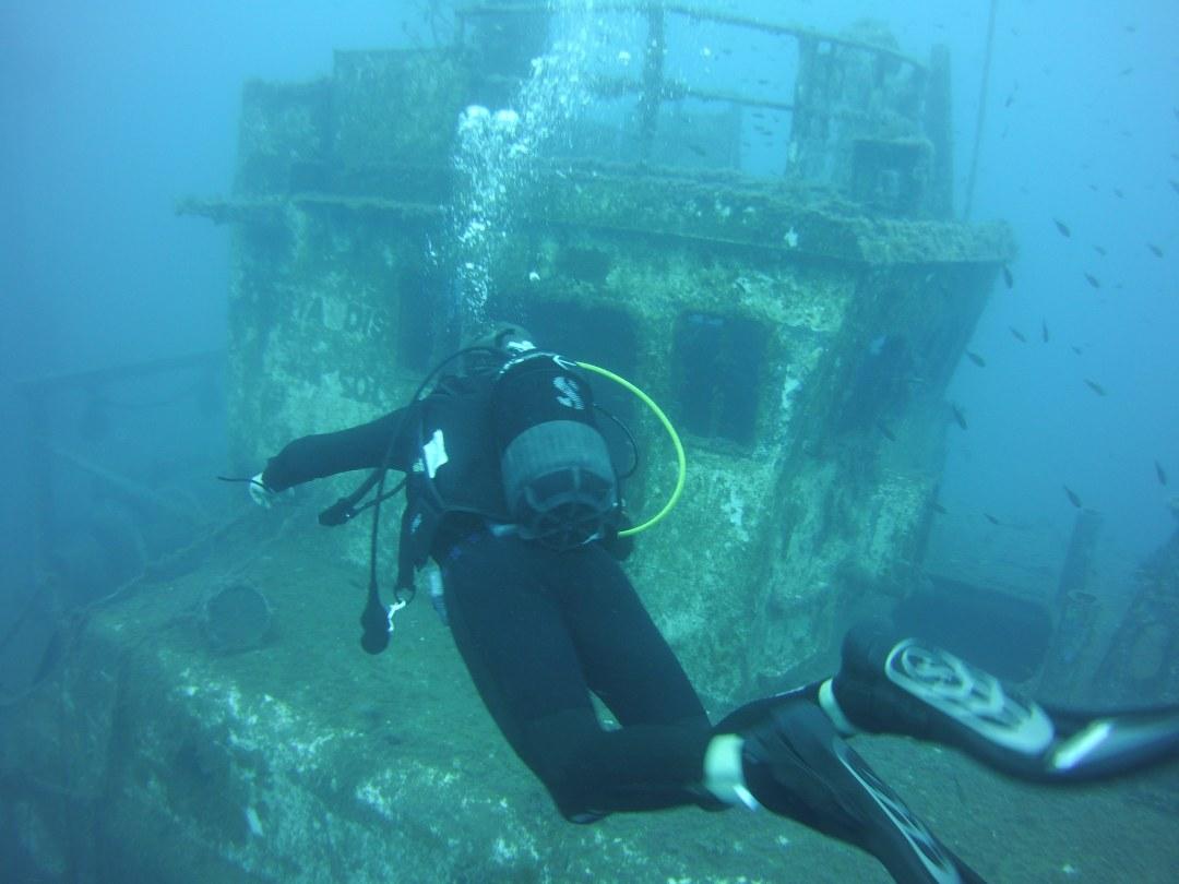 Costandis Wreck Limassol