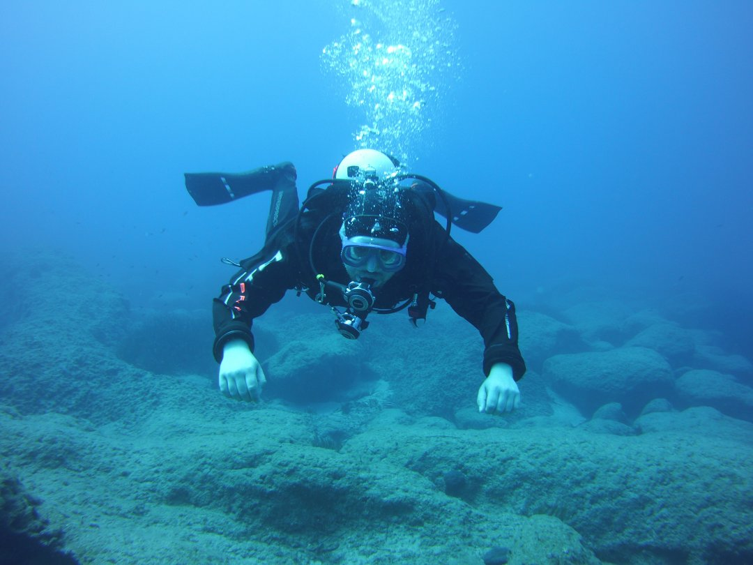 Cyprus technical diving