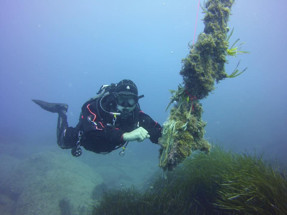 Scuba diving in Limassol