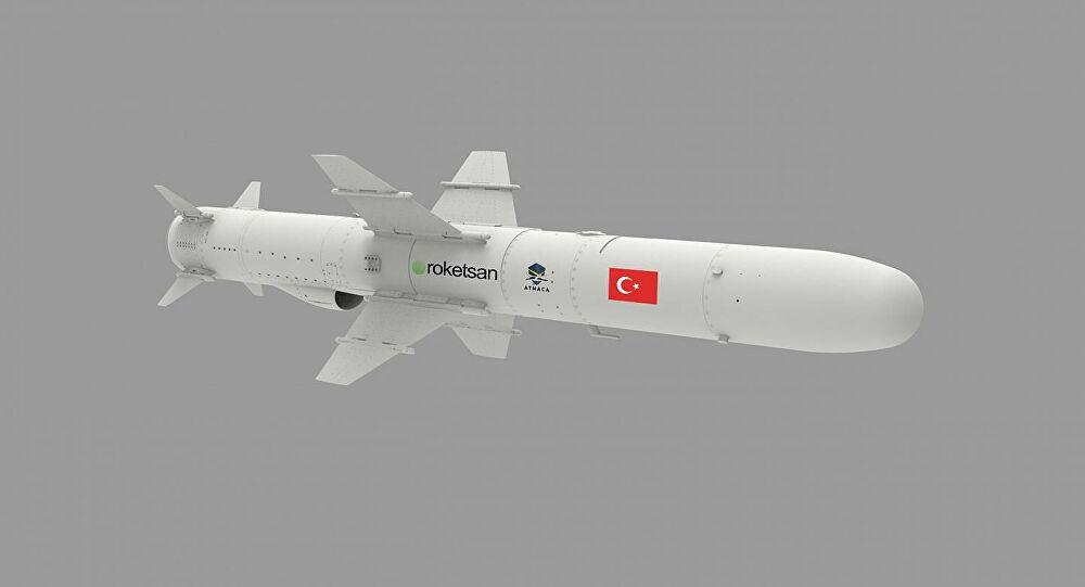 Milli gemi savar füzesi ATMACA: 'Bununla uçak gemisi bile ...