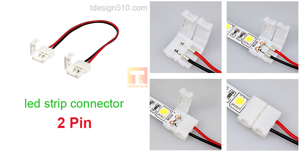 led_strip_connector_2_pin