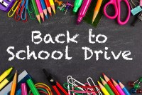 Back To School Supply Drive  Total Design Source