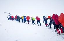 Dağcılık Antrenörleri Kış Eğitim Semineri - Ankara Başvuruları