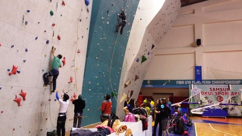Spor Tırmanış Temel Eğitim Kursu - Diyarbakır Katılımcı Listesi