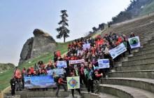 İsmet Ülkeli'yi Anma Spil Dağı Zirve Tırmanışı