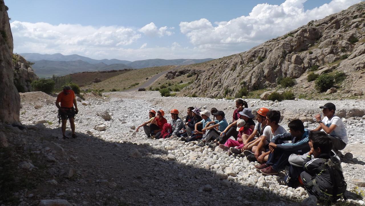 İleri Kaya Eğitimi B Kampı - Niğde Katılımcı Listesi