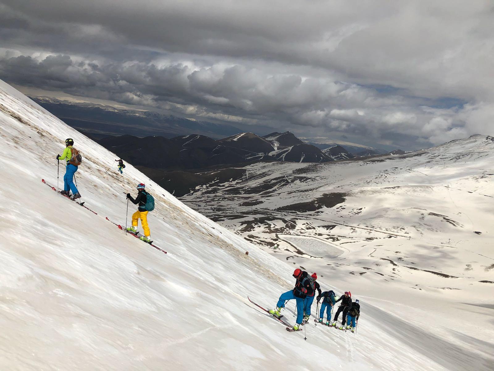 Dağ Kayağı Türkiye Şampiyonası - Gümüşhane Başvuruları