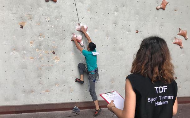 Spor Tırmanış Aday Hakem Yetiştirme Kursu –  Başvuruları