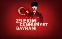 TDF Başkanı Prof. Dr. Ersan Başar'dan 29 Ekim Mesajı