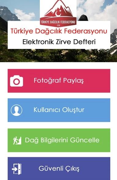 TDF E-Zirve Uygulaması IOS Sürümü Yeniden Yayında.